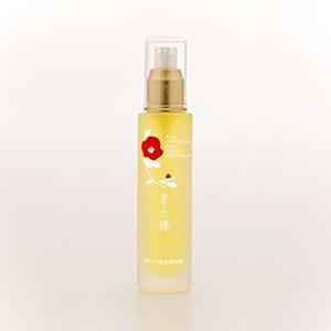 かづら清 特製つばき油 香る椿